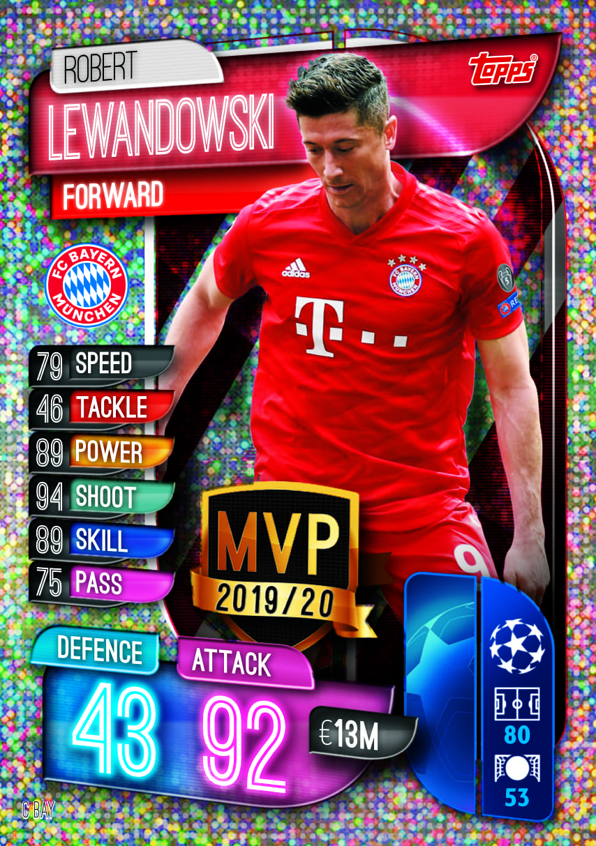 CLUB MVPS CARDS