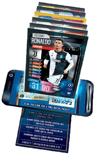 match attax app