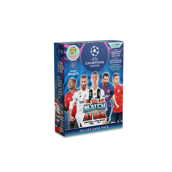 Deluxe Game Pack