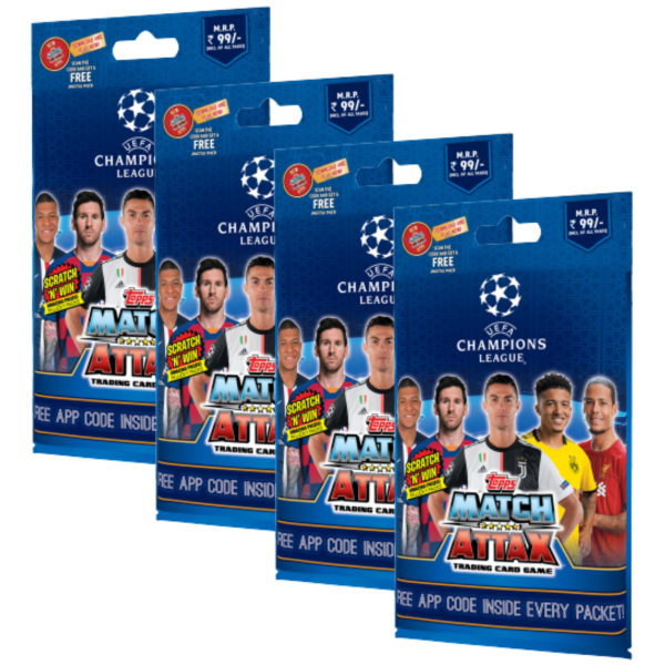 Multi Pack (Pack of 4)