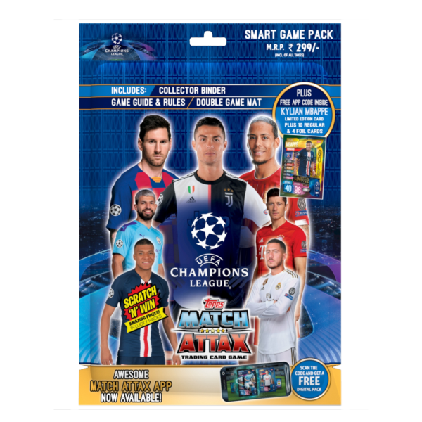 Smart Game Pack