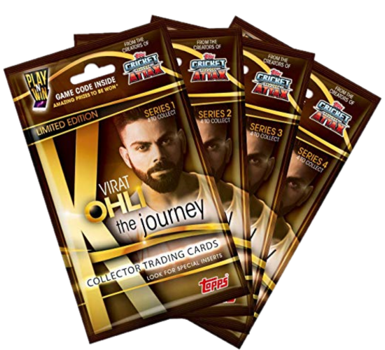 JOURNEY CARDS